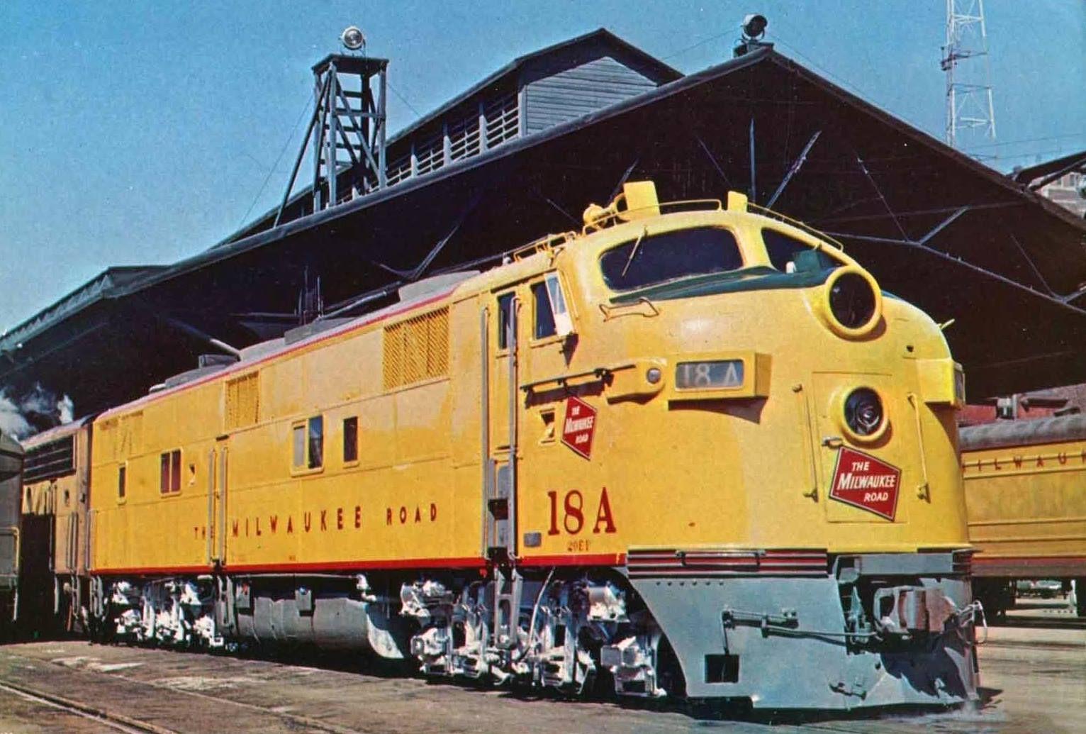Hiawatha hiawatha new lisbon train