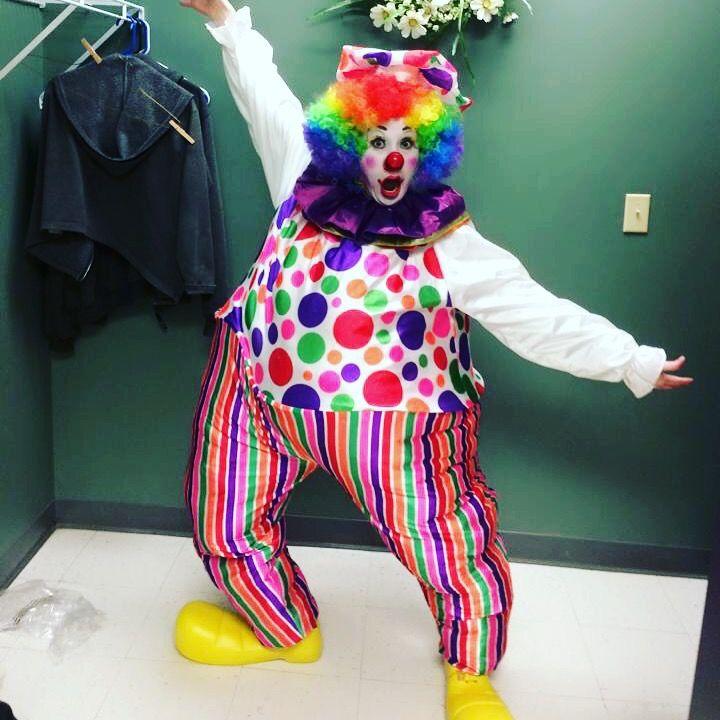 Pin By Jamie Segrist On Clowning Clown Costume Cute Clown Female Clown