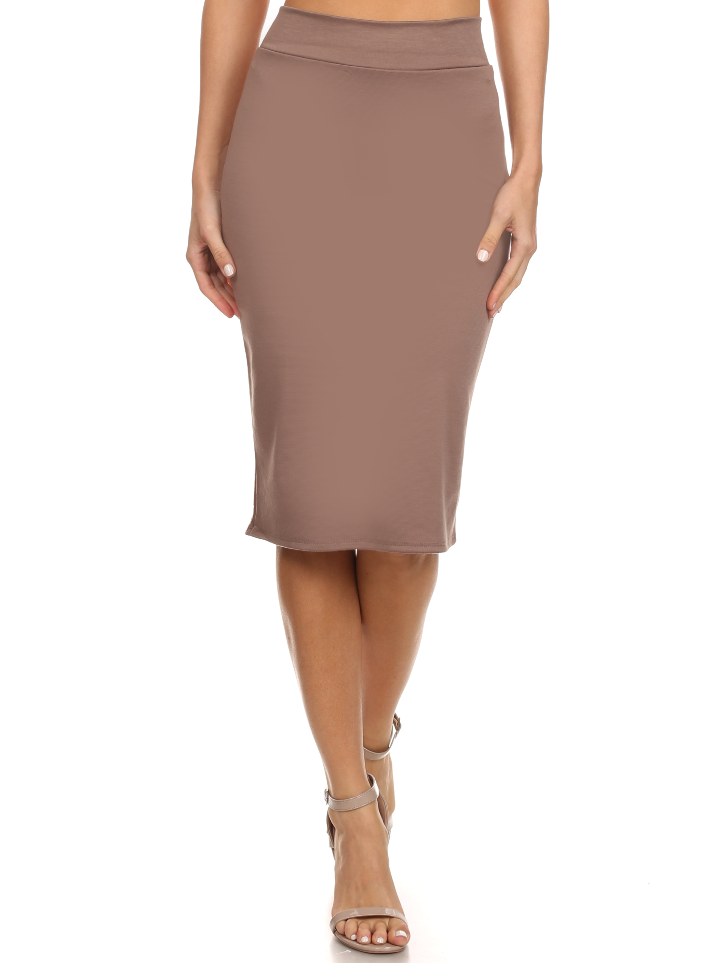 0ad5f6200ff Women's Below the Knee Pencil Skirt for Office Wear - Made in USA in ...