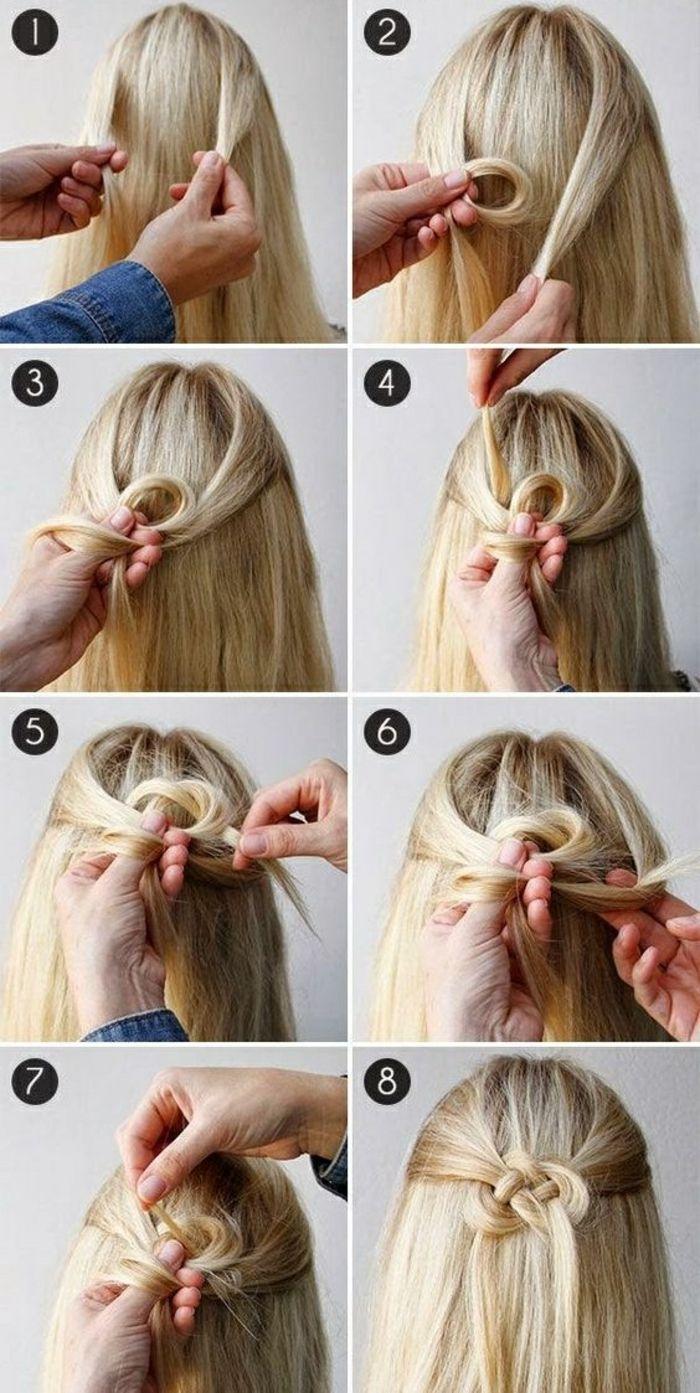 Frisuren Mit Glatten Haaren Zum Selber Machen Yskgjt Com