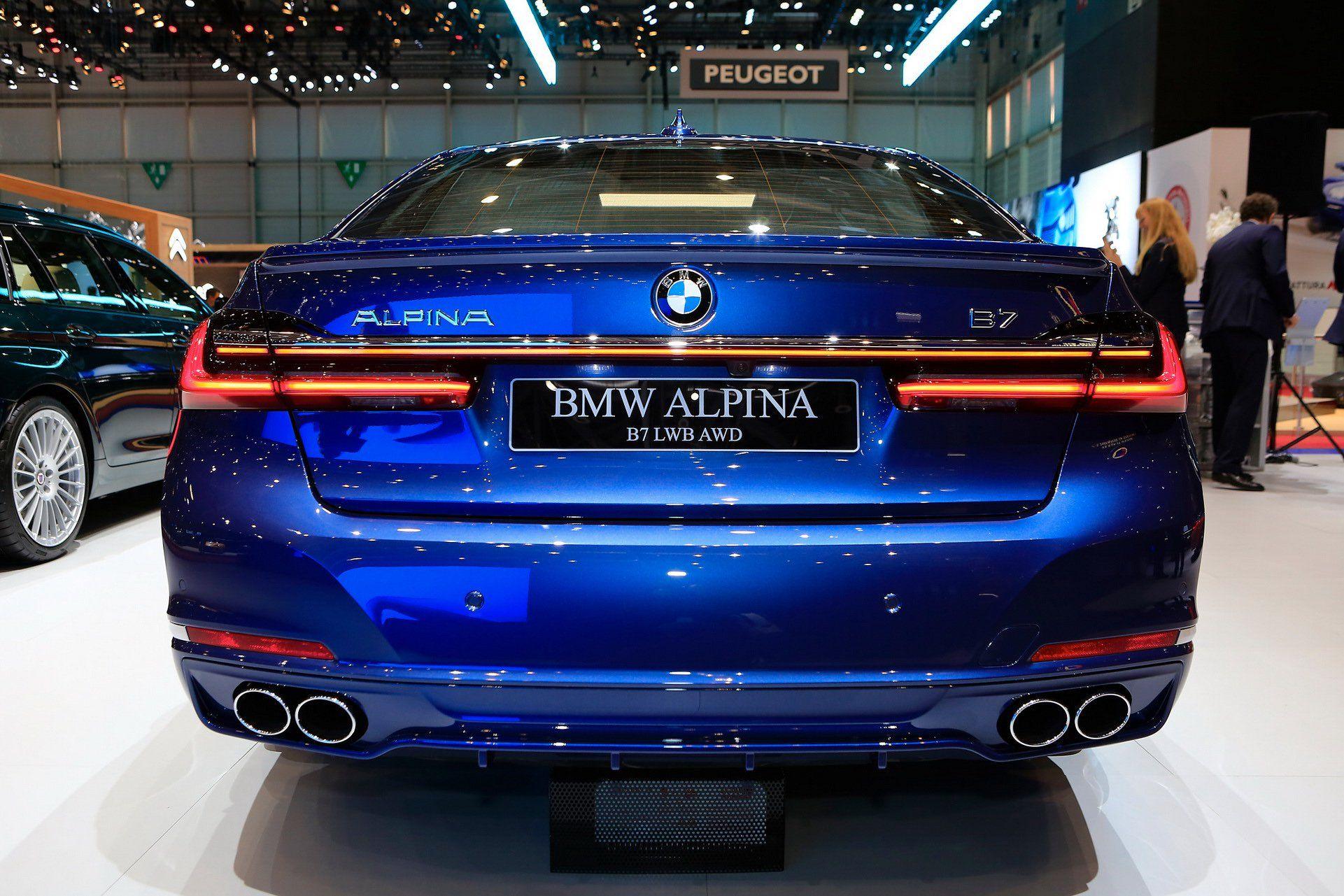 2020 Alpina B7 Xdrive