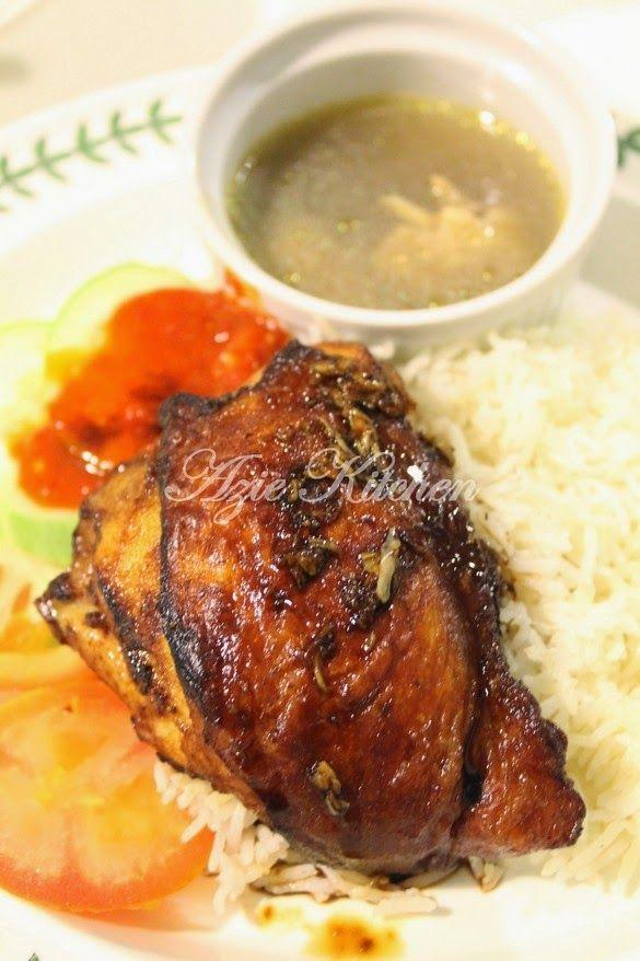 Azie Kitchen Nasi Ayam Resepi Turun Temurun Yang Sangat