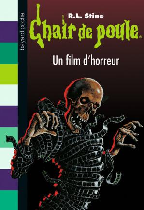 Un film d'horreur N°52 Chair de poule, Film horreur et