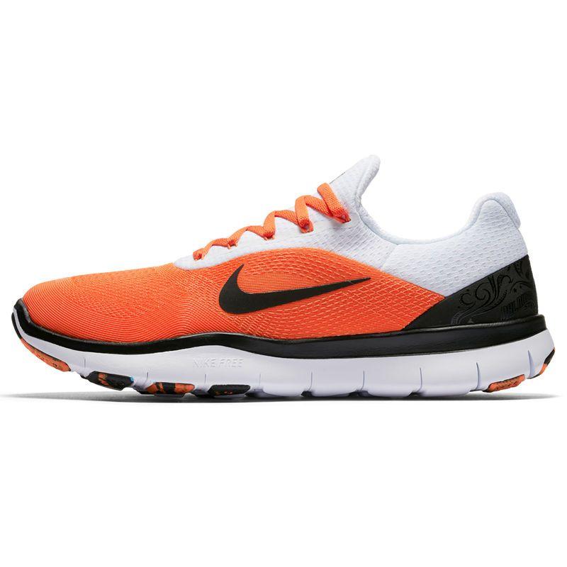 Oklahoma State Cowboys Nike Free Trainer V7 Week Zero Shoes - Orange/Black