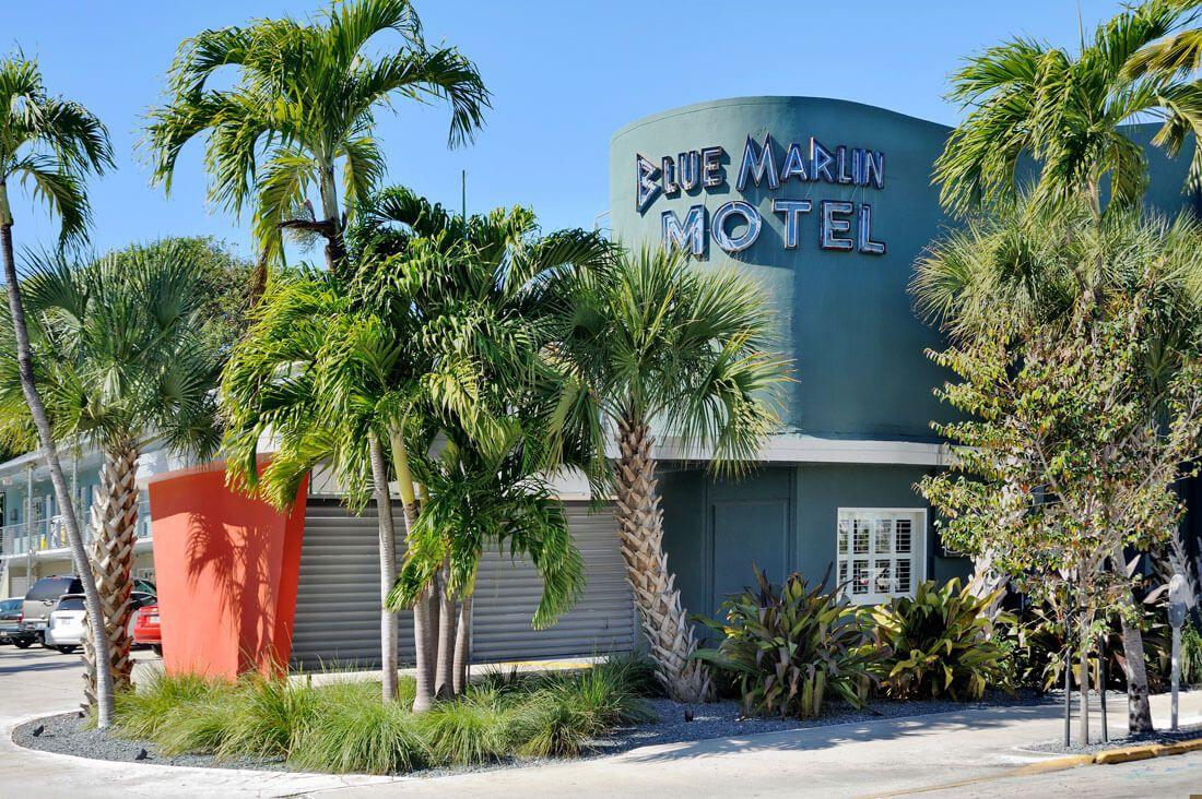 Blue Marlin Motel Key West Florida Live To Travel Key West