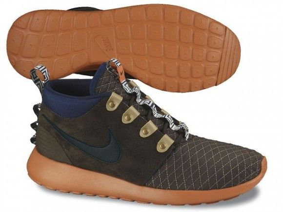 mid top roshes