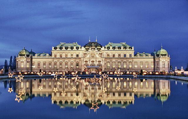 Schloss Belvedere Wien Travel Spot Beautiful Buildings Places To Go