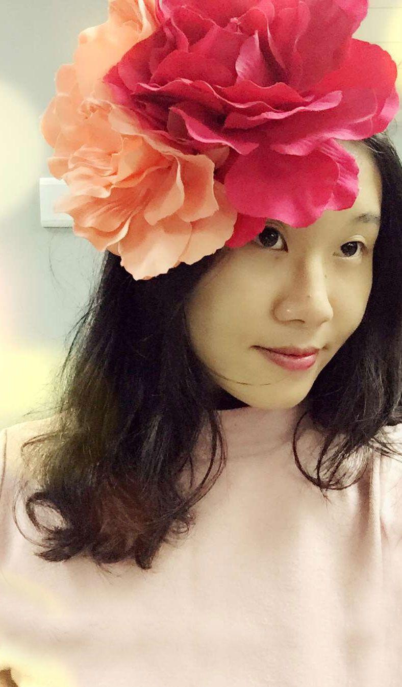 Super Big Silk Rose Flower Hair Band For Wedding Flower Alice Band