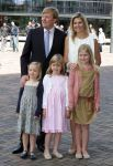 06-06-2012 Amsterdam Princess Maxima and Prince Willem-Alexander with Amalia and Alexia and Ariane attended the concert of children making music in Amsterdam.  During the concert, a program of the Oranje Fonds, 3000 children perform a fairytail story by singing and playing music.    (c) PPE/v.d. Werf       PPE-Agency/Edwin Veloo  www.ppe-agency.com   Anemonenweg 52  2241 XM Wassenaar  M. 06-43497725 F 084-7384869    If you have any questions please call or e-mail us with your inquiries