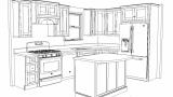 28 12 215 Kitchen Layout 15x15 10x10 Floor Plans