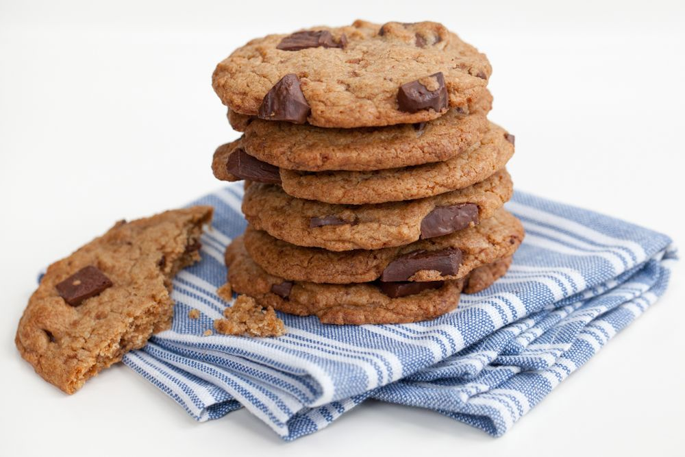 One degree organics sprouted spelt chocolate chip cookies