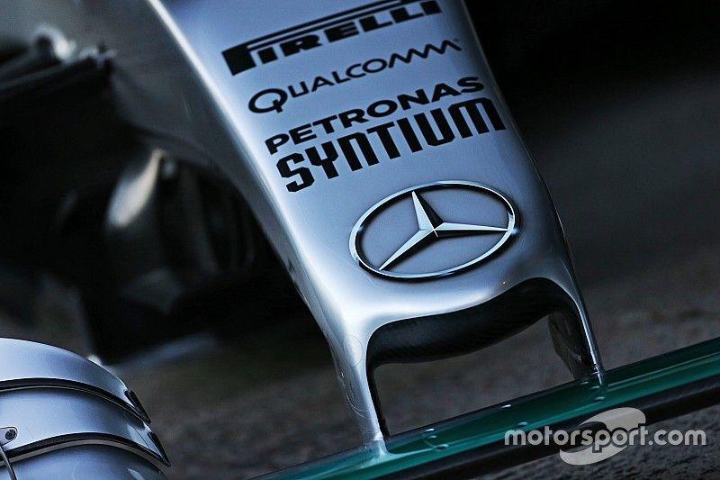 Mercedes Announces Date Of F1 2017 Car Launch Mercedes Amg Mercedes Amg