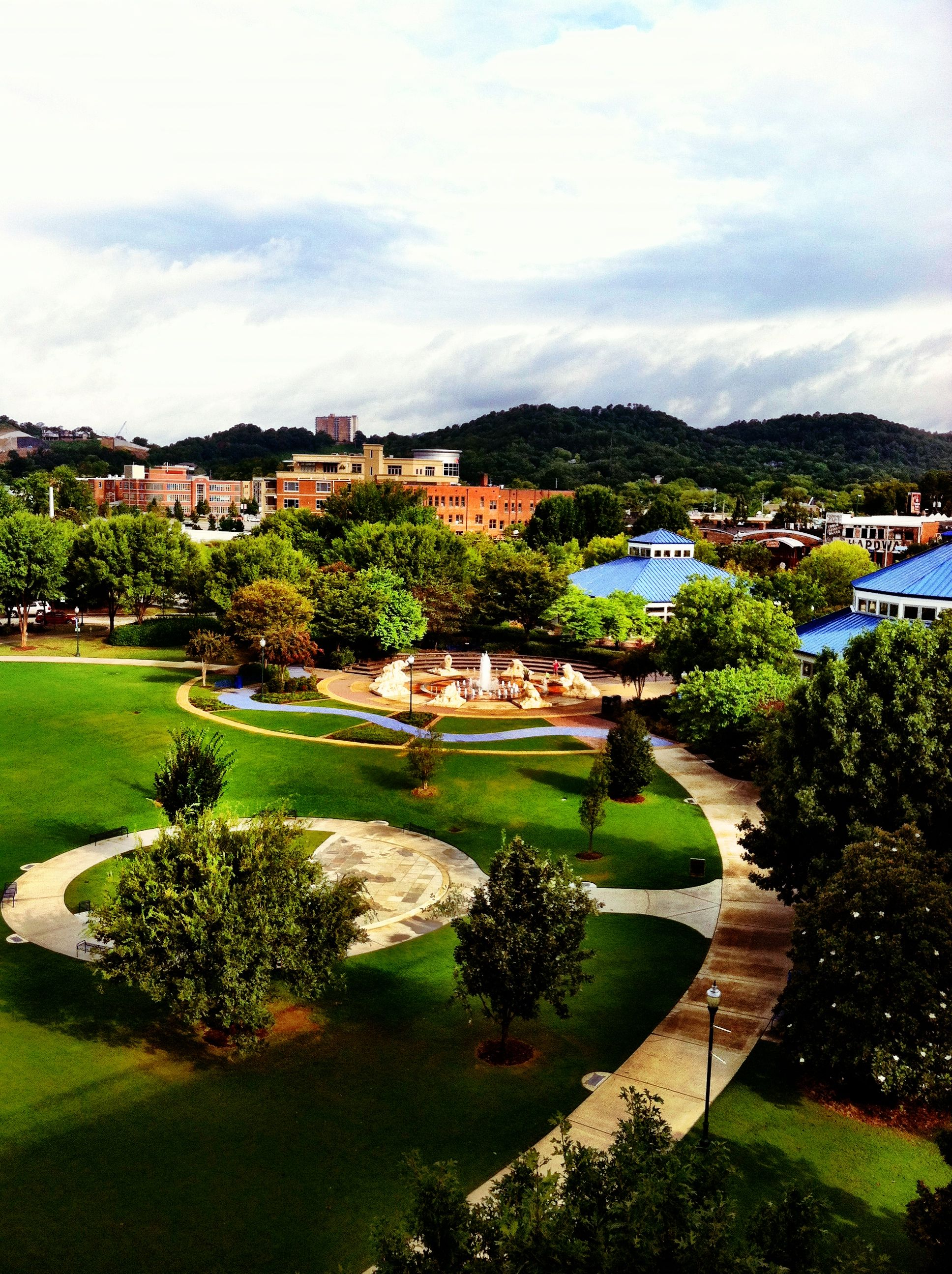 Come and play down by the river! Wonderful Chattanooga via ...