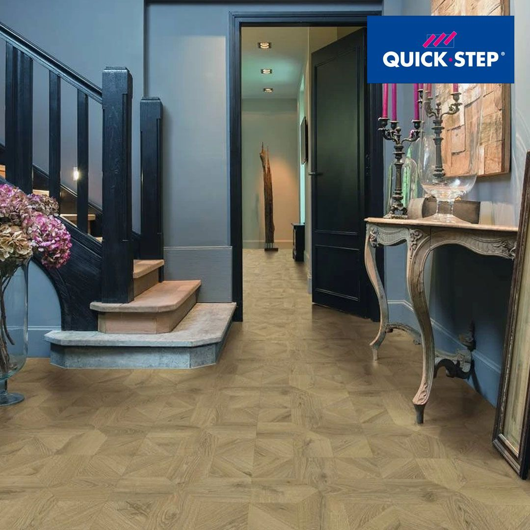 QuickStep Impressive Patterns Royal Oak Natural in 2020