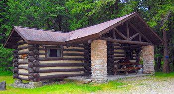 Kooser State Park Stone Cabin State Parks Cabin