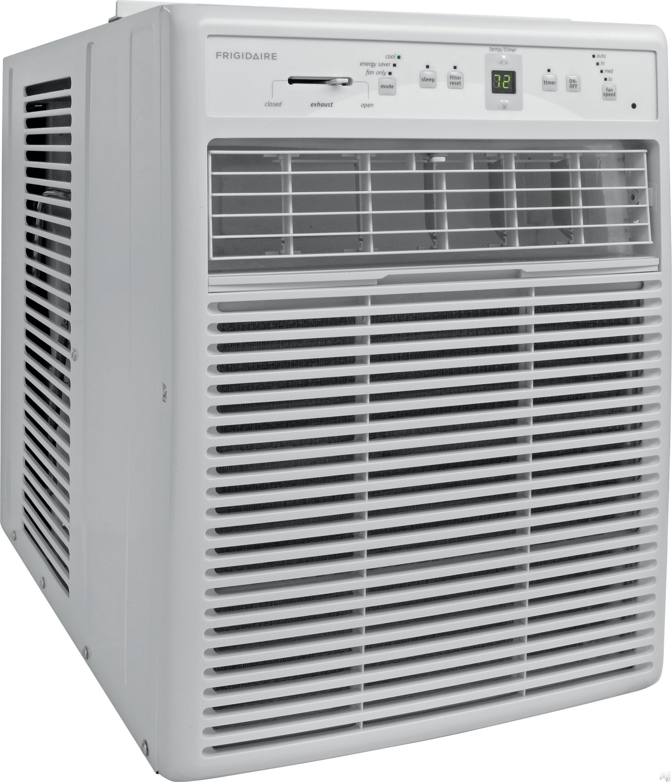 Frigidaire Ffrs1022q1 10 000 Btu Slider Casement Air Conditioner With 9 5 Eer R 410a Refrigerant 3 4 Pts Hr Dehumidification 450 Sq Ft Cooling Area Energy Window Air Conditioner Casement Window Air Conditioner Casement Air Conditioner