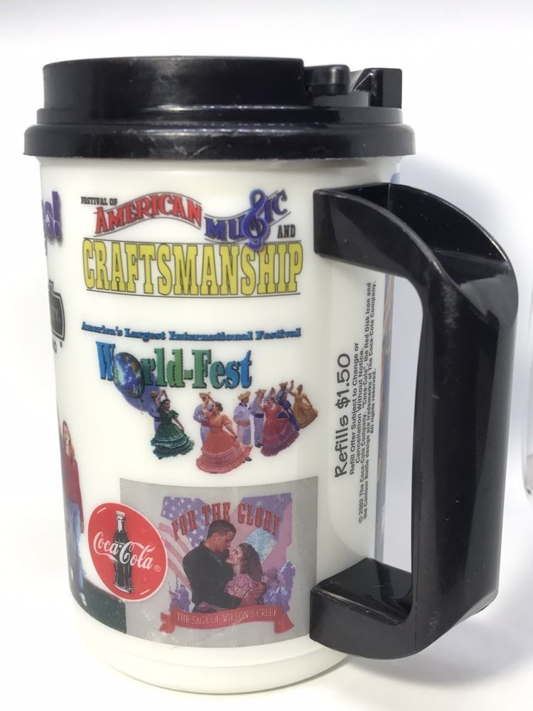 Silver Dollar City 1 50 Refillable Grandfathered Mug Branson Mo Refills Forever Ebay Silver Dollar City Branson Mo Mugs