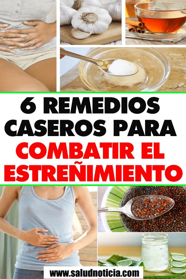 6 Remedios Caseros Para Combatir El Estreñimiento Food