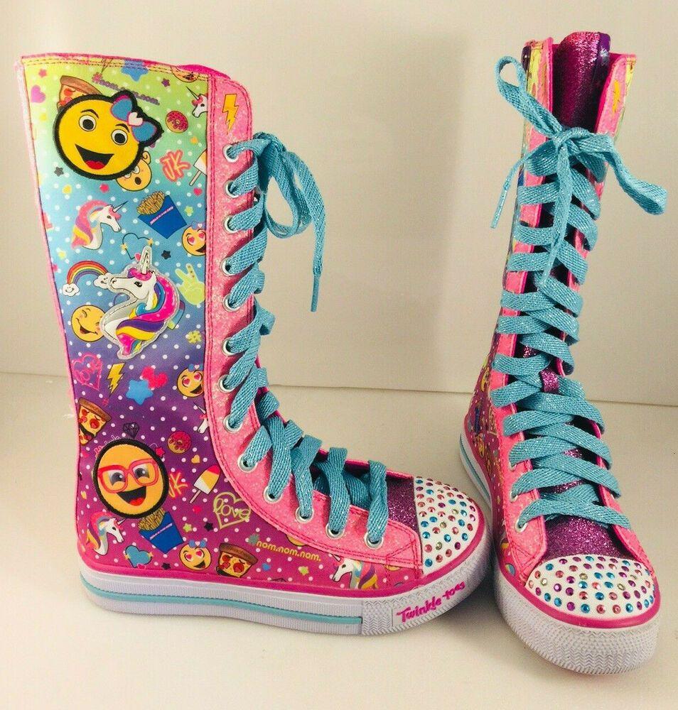 skechers twinkle toes emoji