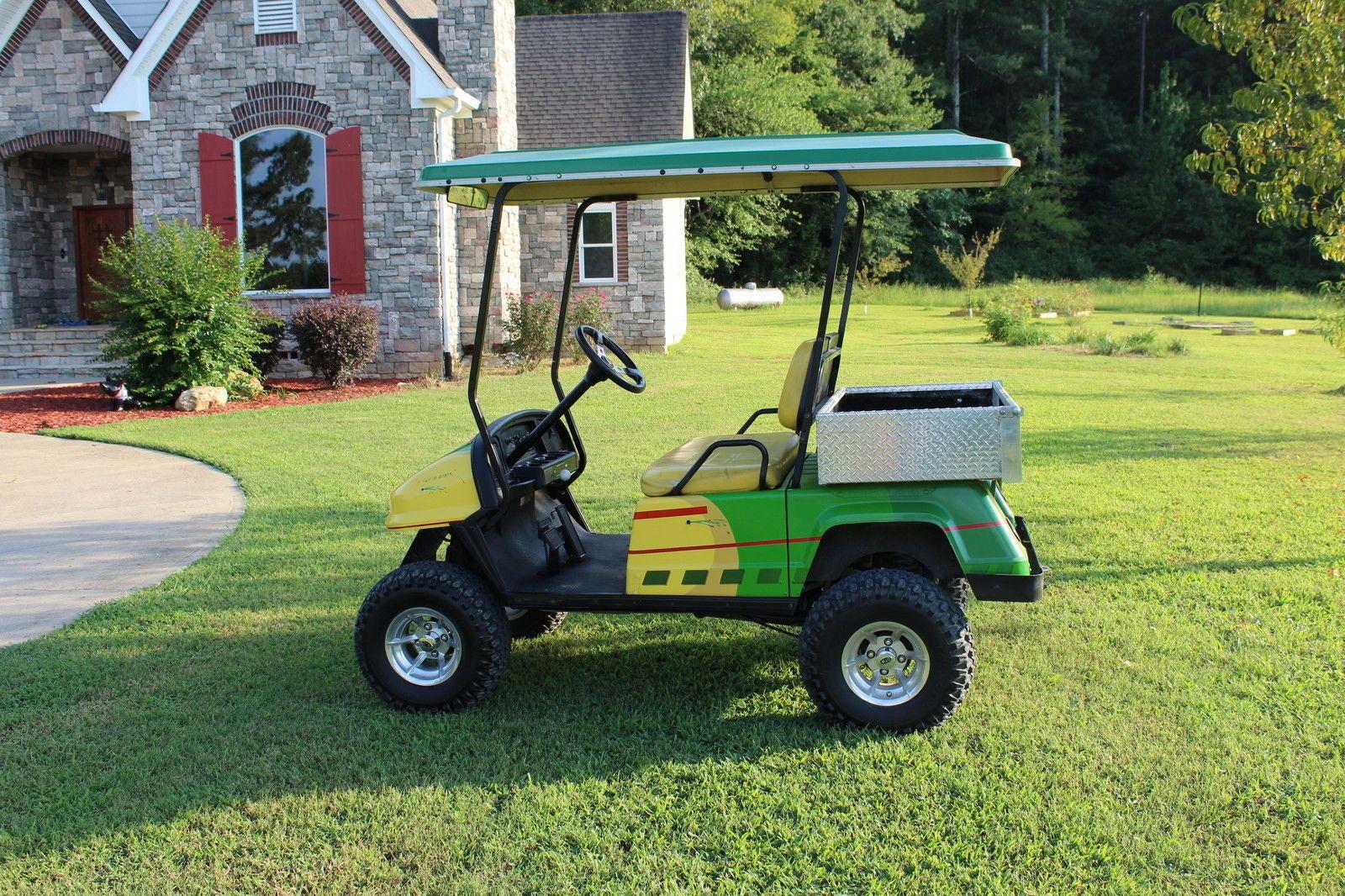 columbia par car ezgo gas golf cart golf carts for sale. Black Bedroom Furniture Sets. Home Design Ideas