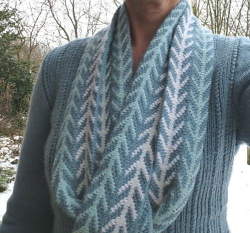 Wind Waker by Vera Thoben | Knitting - Free pattern