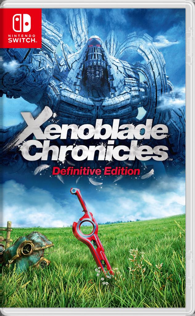 Nintendo Switch Xenoblade Chronicles Definitive Edition Voor 29 99 Nintendo Gaming Amazone
