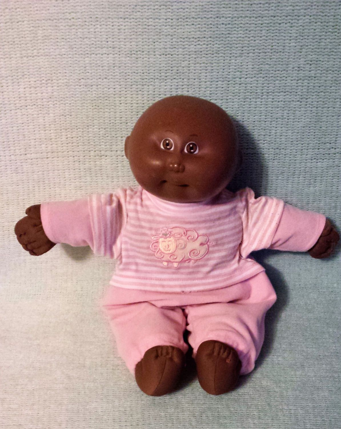 Cabbage Patch Xavier Roberts 1984 Cpk Preemie Black