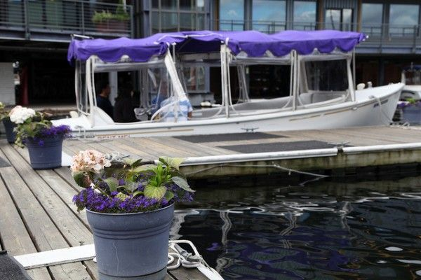 Rent an electric boat for the afternoon from the Seattle Electric Boat Co.
