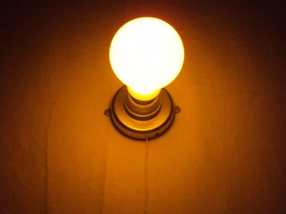 Giant Light Bulb Novelty Lamp Night