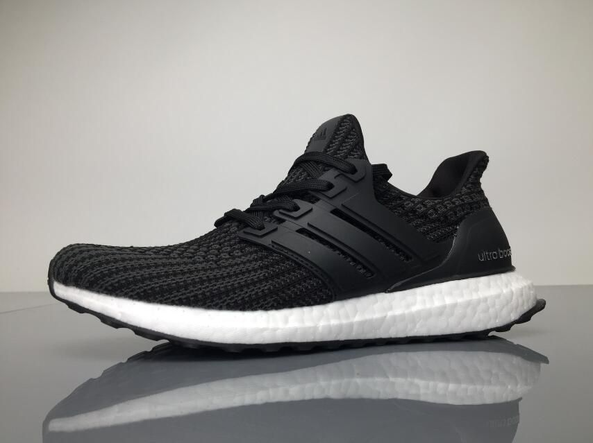 cd0ca17a5 Adidas Ultra Boost 4.0 BB6149 Black White Real Boost for Sale 01 ...