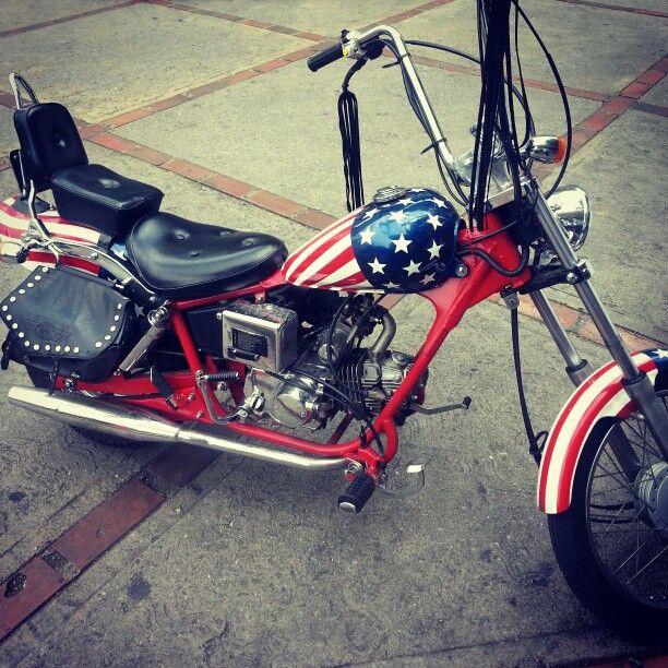 american flag custom paint job on motorcycle paint jobs. Black Bedroom Furniture Sets. Home Design Ideas