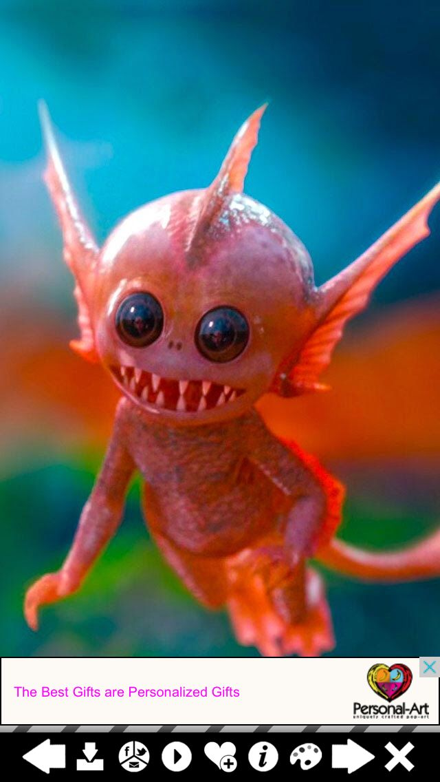 This Is My Dream Pet People Think It Is A Flying Sea Monkey But I Do Not Movie Wallpapers Water Fairy Freaky Deaky