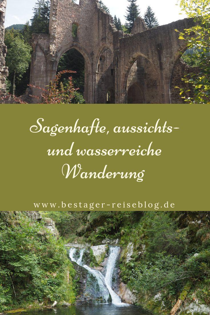 , Sagenhafte Wanderung um die Allerheiligen Wasserfälle, Travel Couple, Travel Couple