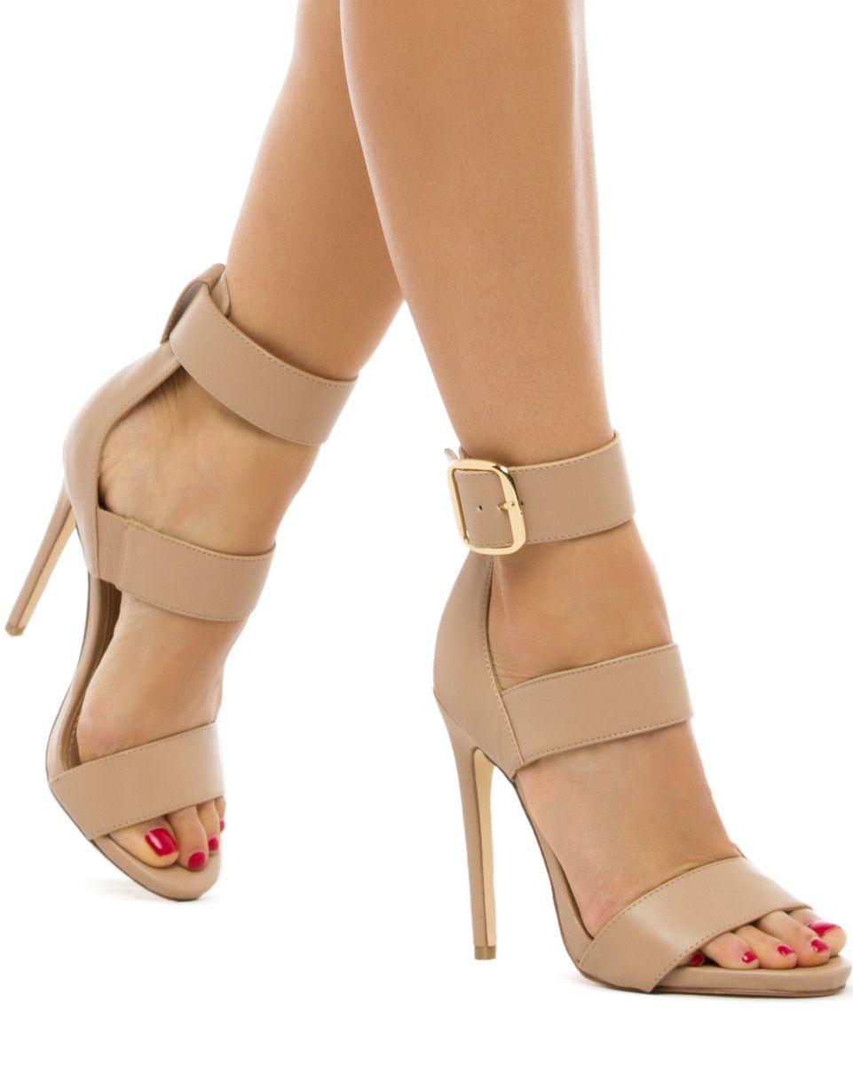 Mysterii Beige Sandal