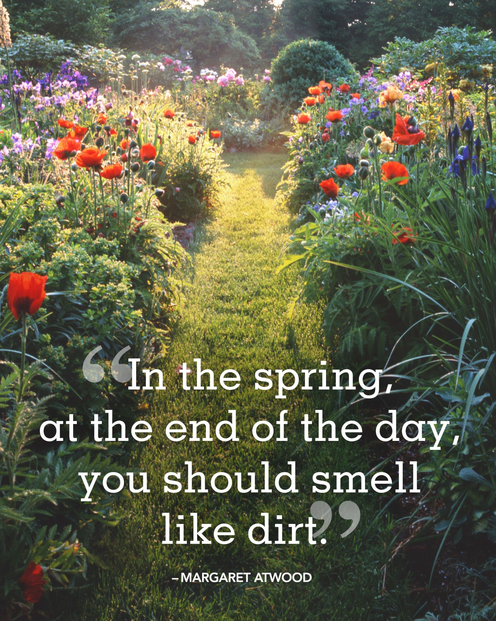 Get in the Springtime Spirit With These Uplifting Quotes