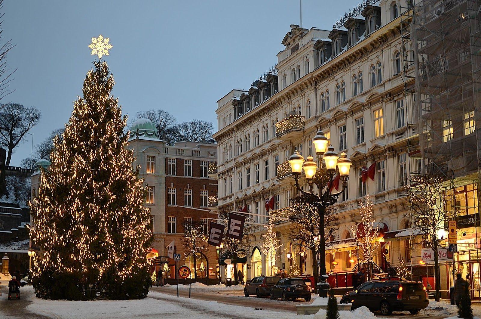Christmas In Sweden Mercado De Navidad Estocolmo Suecia