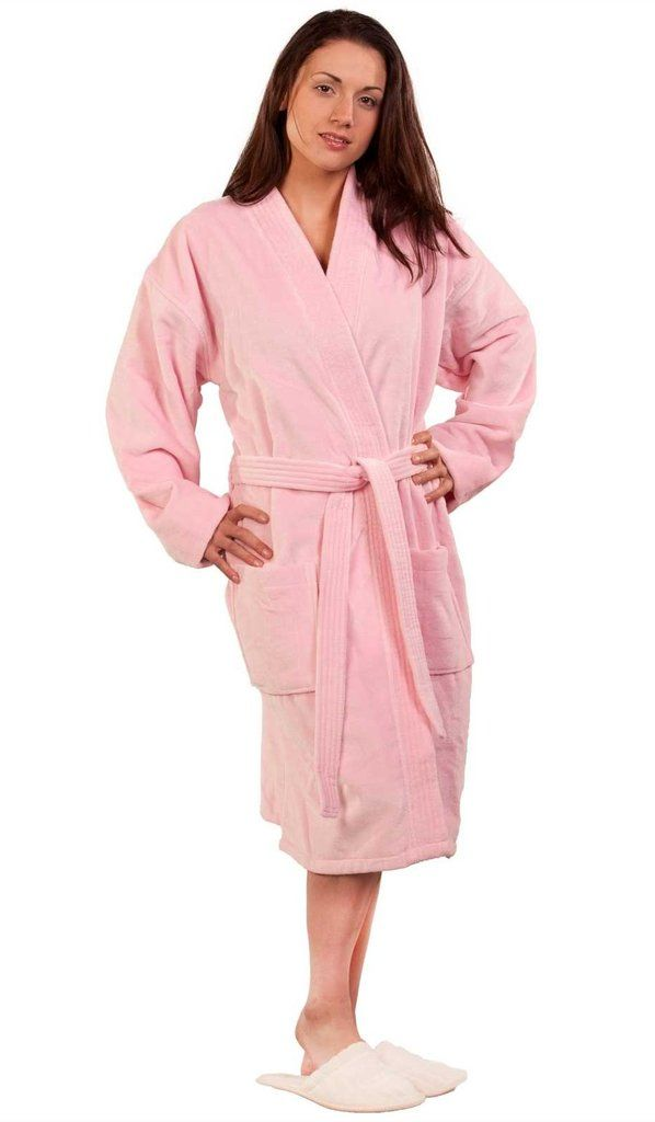 f0eaaee179 Grab your premium quality Terry Velour Kimono Bathrobe for women on Bathrobe  Depot with wholesale prices to the public. No minimum purchase required!