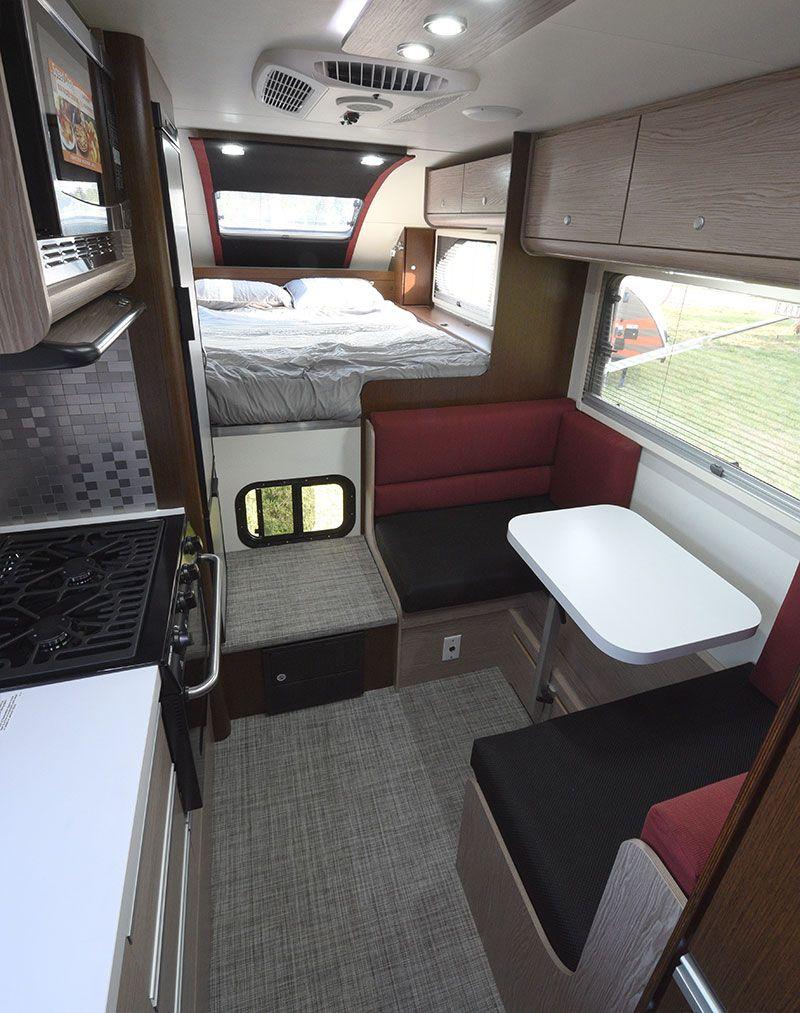 2018 Cirrus 920 Review Truck Camper Interiors Camper Truck
