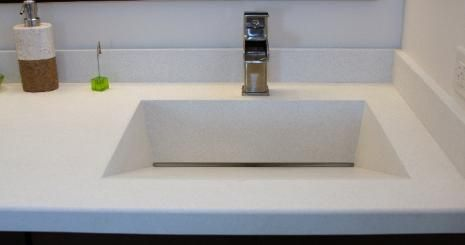 Superbe How To Make The Perfect Slot Drain Ramp Sink   Buddy Rhodes Concrete Station