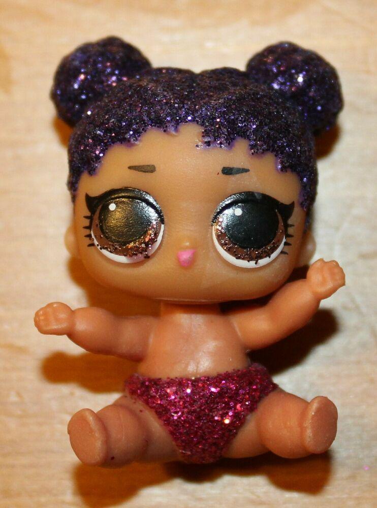 2PCS LOL Surprise Doll Series 3 Sleeping B.B+Lil Sister LIL SPIKE Kids Toy