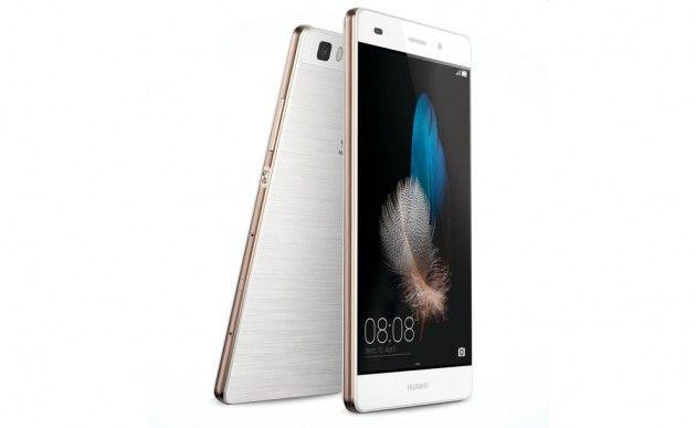 P8 Lite Le Telephone Que Huawei N A Pas Encore Devoile Smartphone