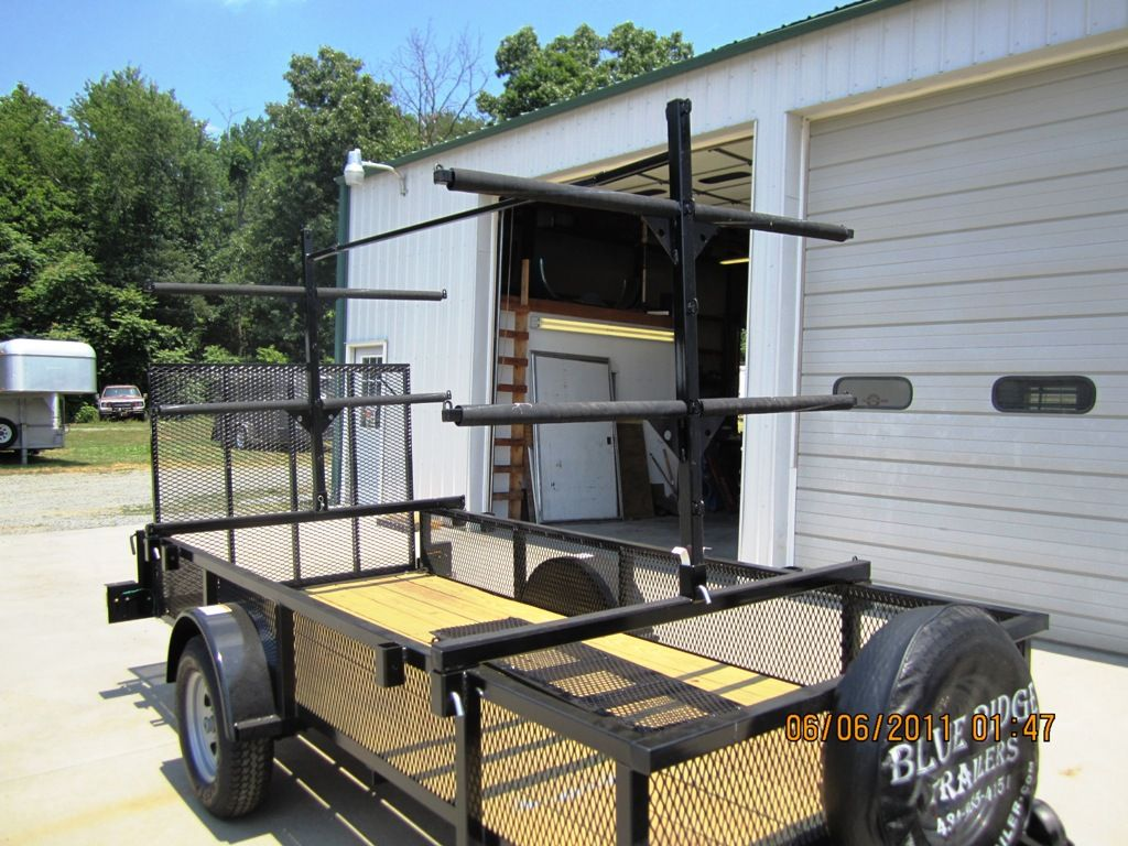 Another idea for kayak canoe trailers kayak trailer