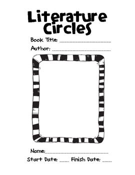 Literature Circles: Reading & Comprehension Activity