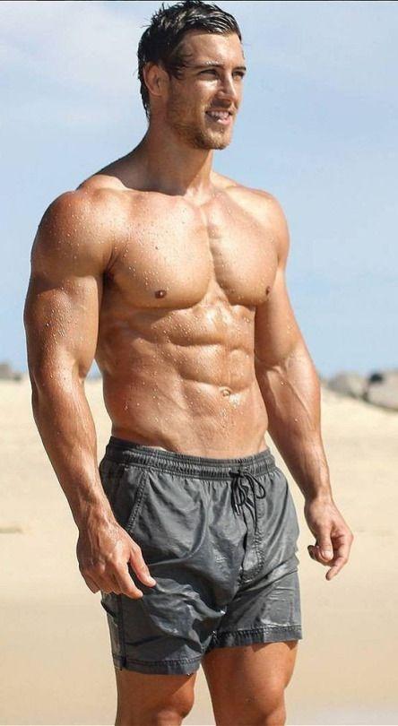 Muskulöse Jungs nackt gif
