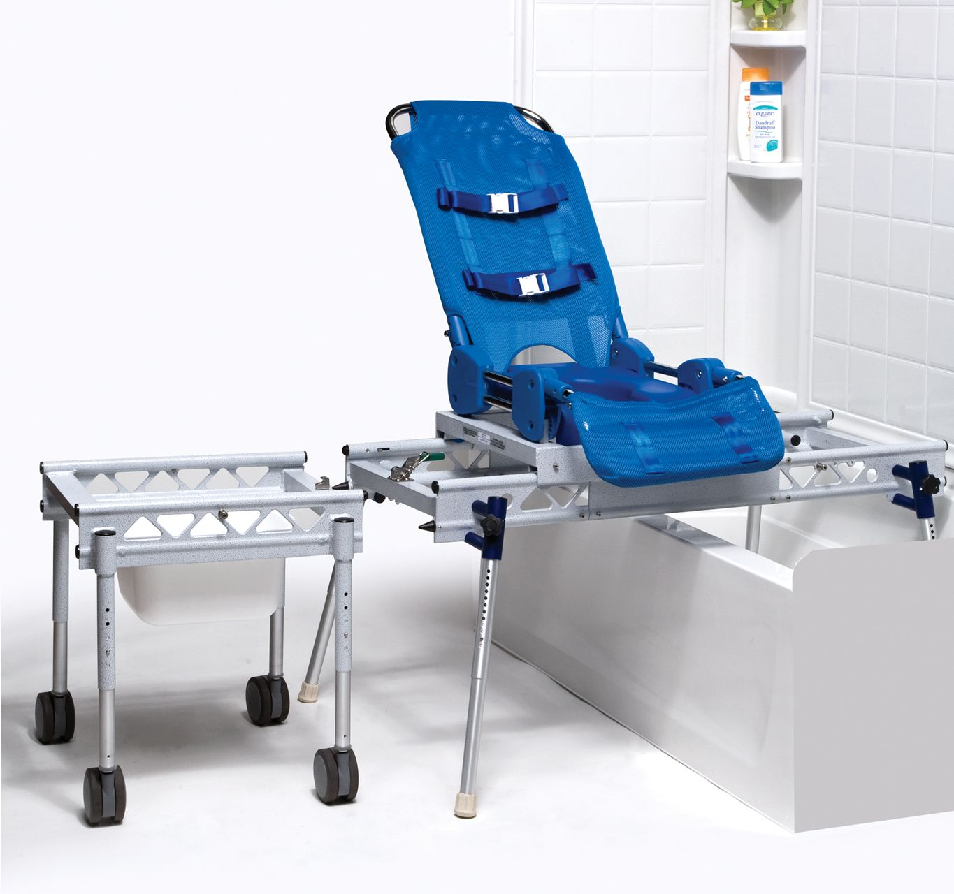 Columbia Medical Bath Chair Padded Folding Chairs Australia Omni Shower Commode Transfer System Small