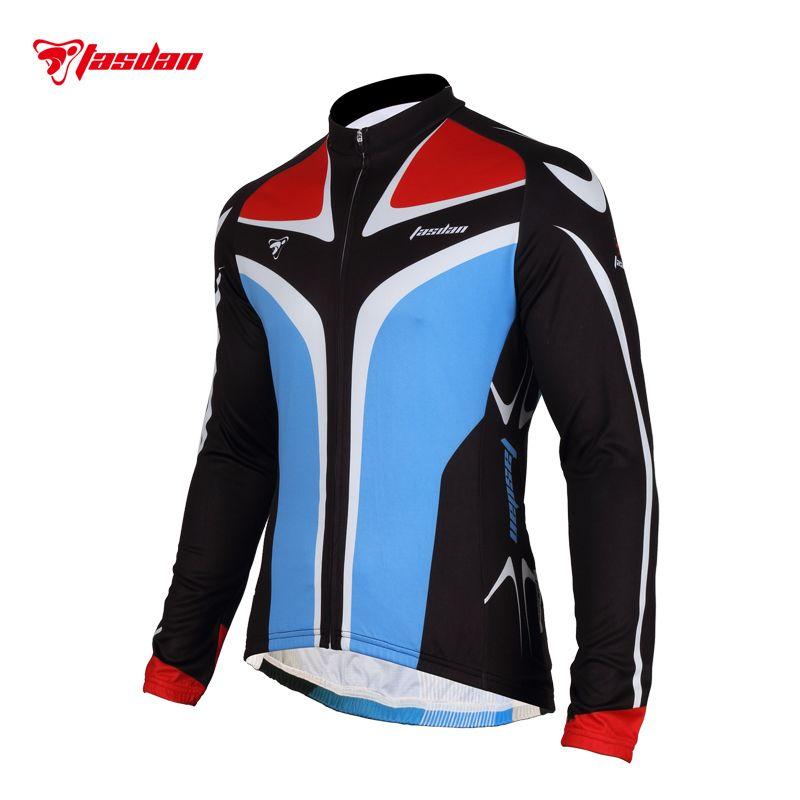 Tasdan Cycling Wear Cycling Clothes Cycling Jersey Long Sleeve Bike Tops  Shirt Men s Clothing Sport Wear 71b91ef65