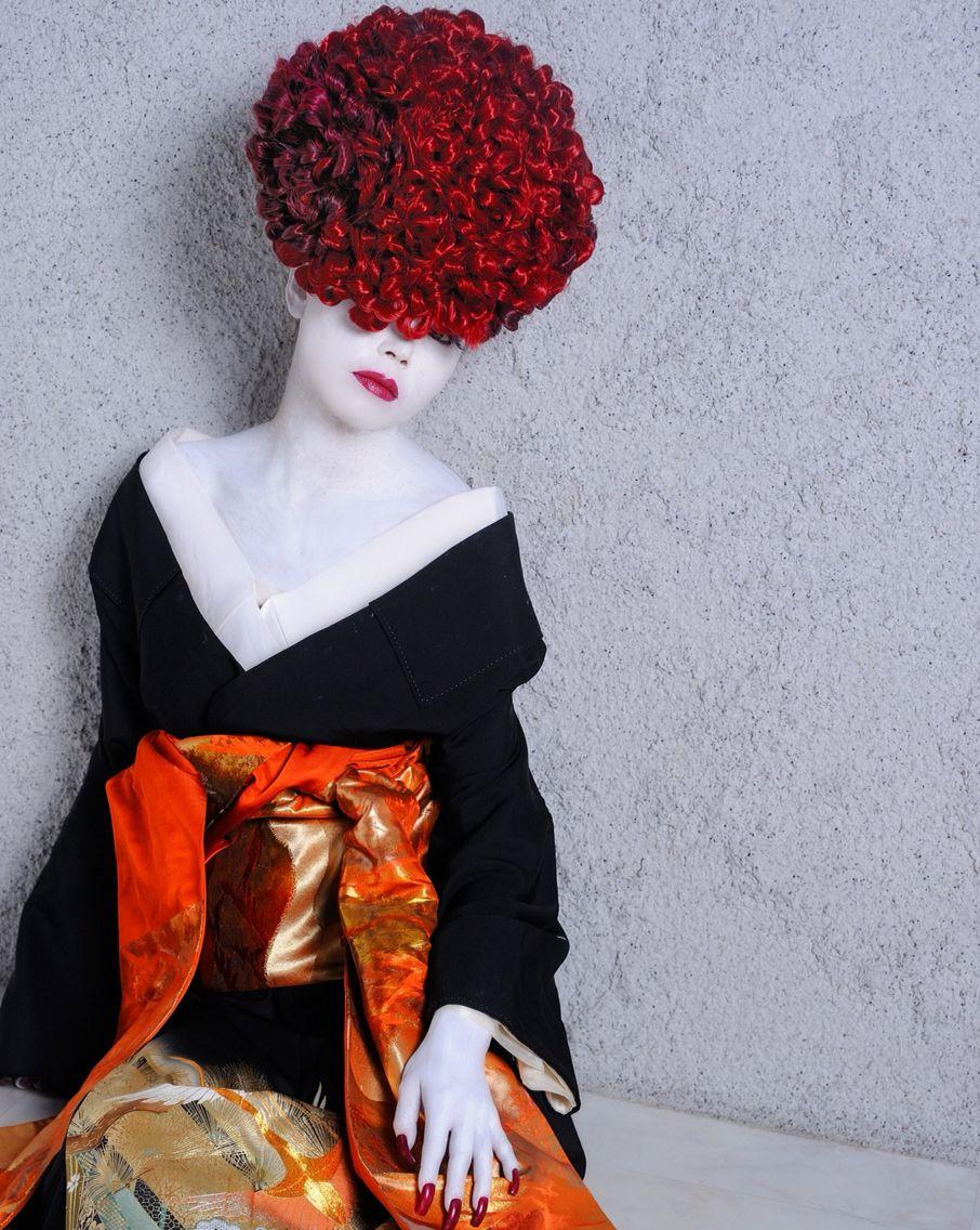 Hair&make up, Art director  Takuya Aoyama