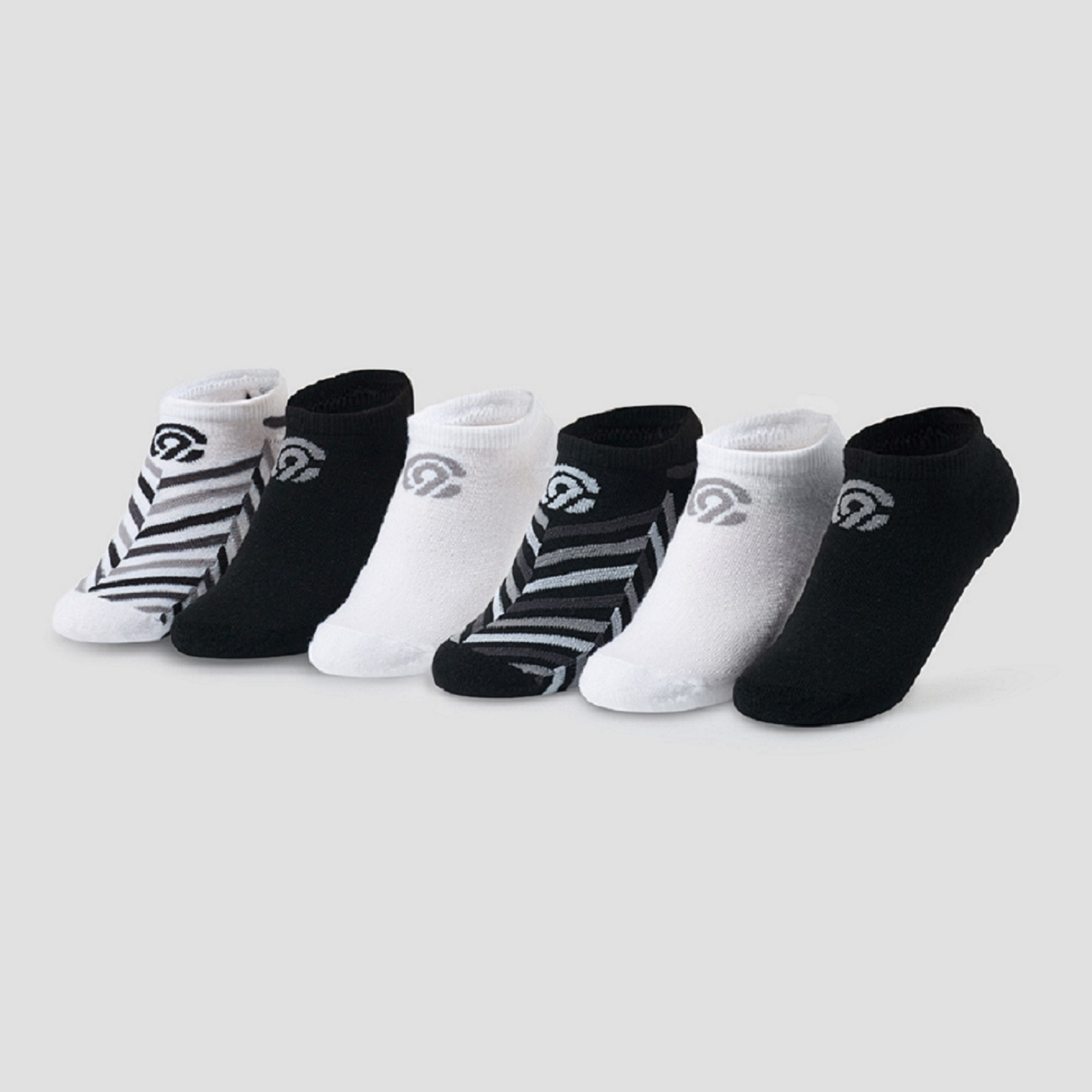 97523125a52 Girls  6pk No Show Socks - C9 Champion L