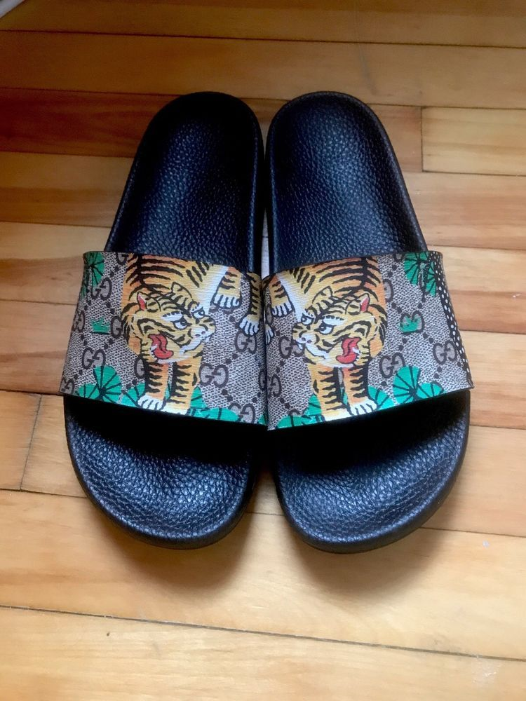 b8daa522548 Gucci Flip Flops (Bengal)  fashion  clothing  shoes  accessories  mensshoes   sandals (ebay link)
