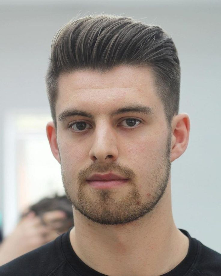 Best ideas about hairstyles for oval face male save or